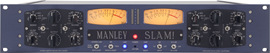 Manley SLAM! | Stereo Limiter And Mic Preamp
