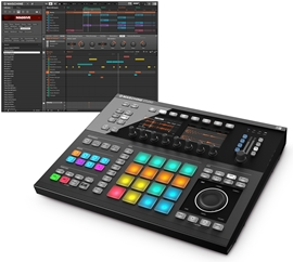 Native Instruments Maschine Studio Black softver...
