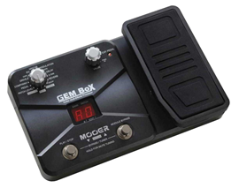 MOOER GE50 GEM BOX - gitarski multi efekt proces...