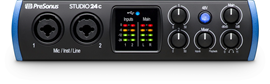 PRESONUS STUDIO 24 C USB audio interface