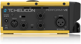 TC-Helicon Perform-VE vokalni efekt procesor