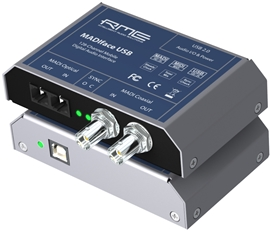 RME MADIface USB Audio Interface