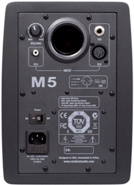 resident audio M5 Active Studio Monitor