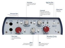 Rupert Neve Portico 5017 Mobile DI/Pre/Comp with...