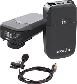 RODE Filmmaker Kit | Wireless Lavalier System