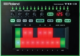 Roland BK5 Touch BassLine Bas Synth