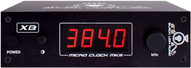 Black Lion Audio Micro Clock MkIII XB Wordclock ...