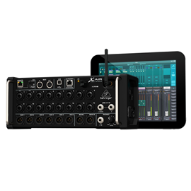 Behringer X AIR XR18 iPad/Android tablet Mixing ...