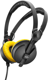 Sennheiser HD 25 Limited Yellow Edition - Slušalice