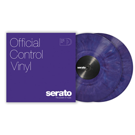Serato Performance-Serie Vinyl PURPLE kontrolne ...