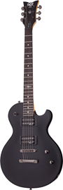SGR by Schecter SOLO-II | Midnight Satin Black #...
