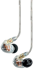 Shure SE535-CL Clear Earphones