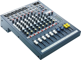 Soundcraft EPM6 Digital Mixing Console