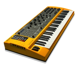 Fatar (Studiologic) Sledge 2.0 Synthesizer
