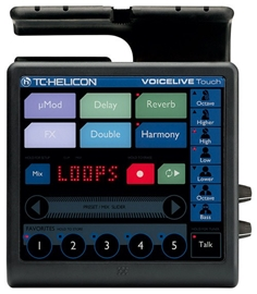 TC Helicon Voicelive® Touch