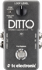 TC electronic Ditto Stereo Looper pedala
