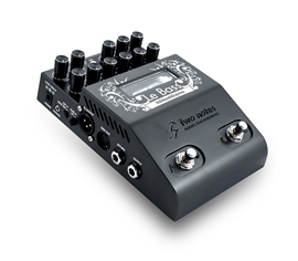 Two Notes Le Bass | Dual Channel Bass Tube Preamp