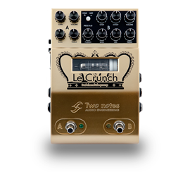 Two Notes Le Crunch |Dual Channel Tube Preamp