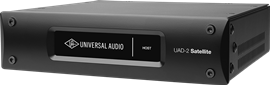 Universal Audio UAD-2 Satellite QUAD Core TB2 | ...