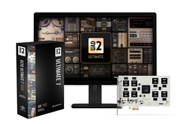 Universal Audio UAD-2 Satellite OCTO Core Ultima...