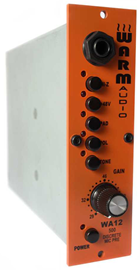 Warm Audio WA12 500 Mic/Instrument Preamp