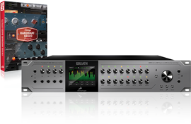Antelope Goliath Audio Interface