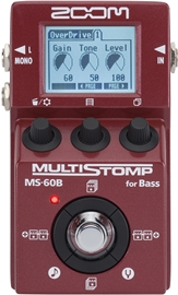 Zoom MS-60B multistomp bas pedala