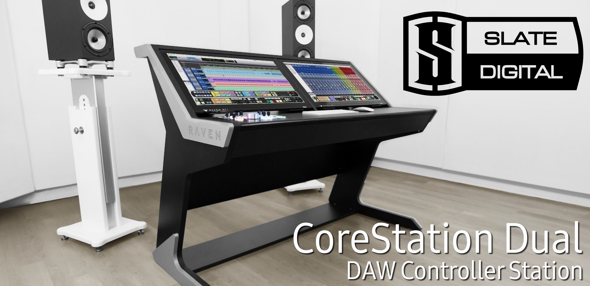 Slate Digital Raven Mti Core Station Dual