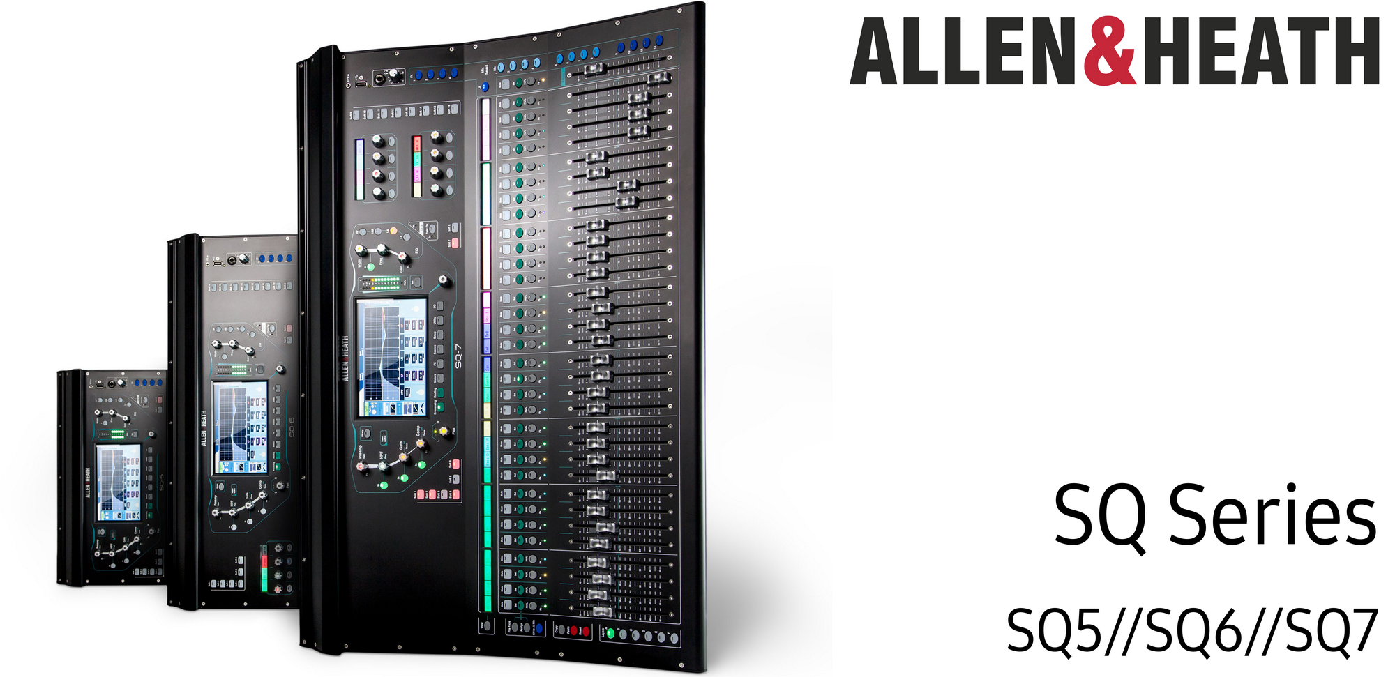 Allen & Heath SQ Range