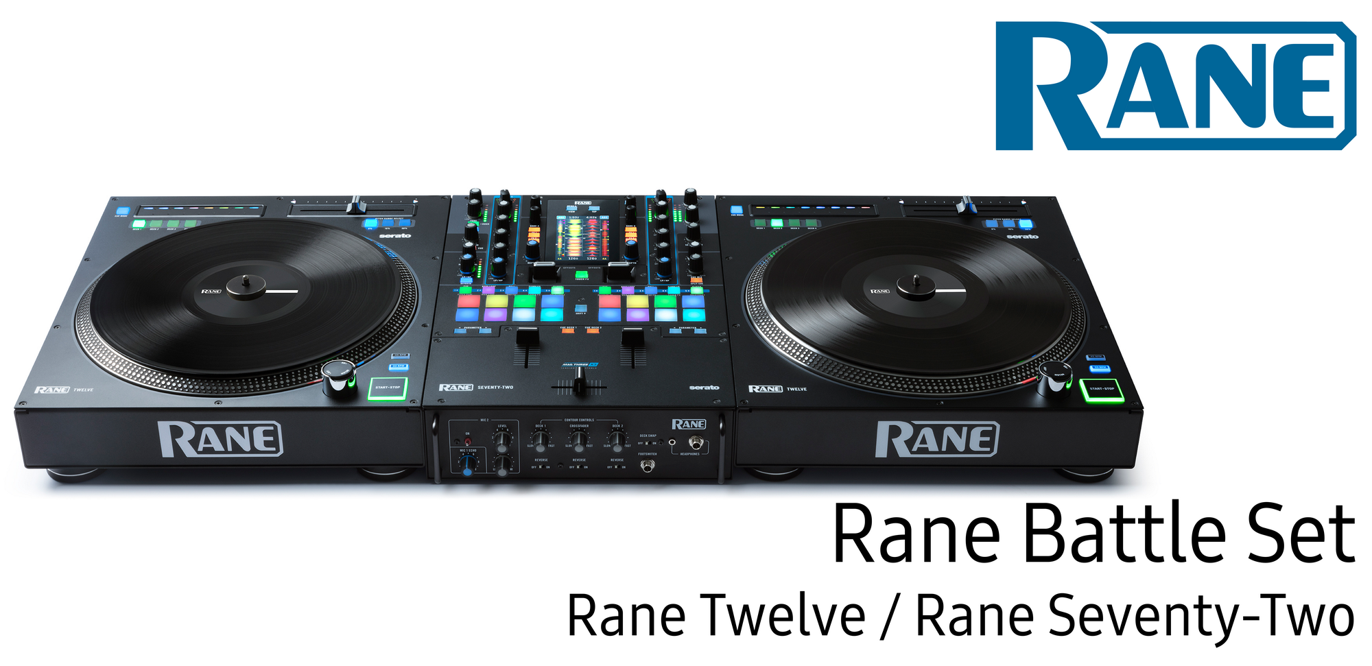 Rane Battle set