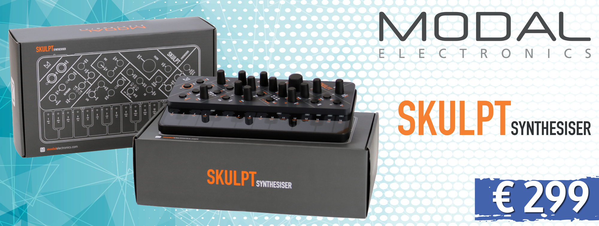 Modal SKULPT Analog Synth