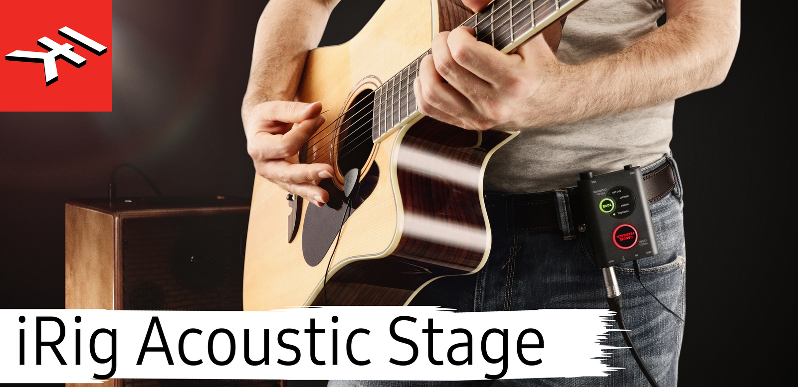IK Multimedia iRig - Acoustic Stage