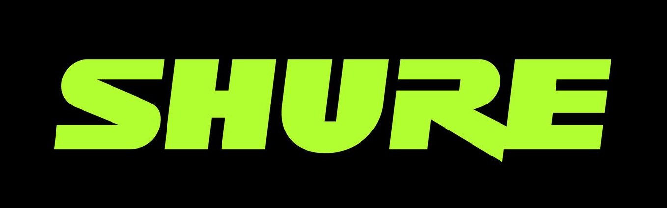 Shure Mics New logo